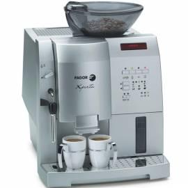Espresso FAGOR Silber CAT 44NG Xperta Bedienungsanleitung