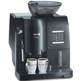 Handbuch für Espresso FAGOR CAT 40NG schwarz