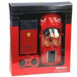 Handbuch für WC Wasser FERRARI Leidenschaft 125 ml + Modell Ferrari F430 Spider 01:20 (RC)
