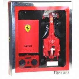 Bedienungshandbuch Toilettenwasser FERRARI rot Ferrari F2005 Modell 125 ml + 01:20 (RC)