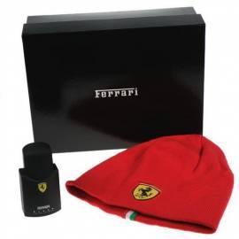 Datasheet FERRARI Black Toilettenwasser Linie 40 ml + Ferrari Kappe