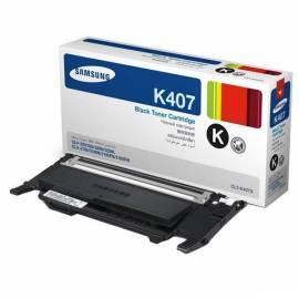 Bedienungshandbuch Toner SAMSUNG CLT-K4072S/ELS schwarz