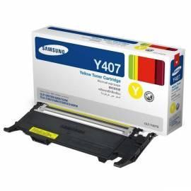Toner SAMSUNG CLT-Y4072S/ELS gelb Bedienungsanleitung