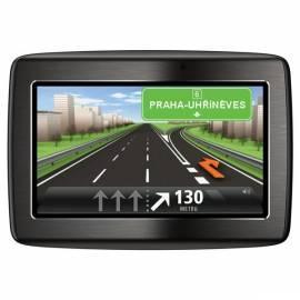 Bedienungsanleitung für Navigationssystem GPS TOMTOM Via 120 Europe Traffic + 2 Jahre Kartenupdates schwarz
