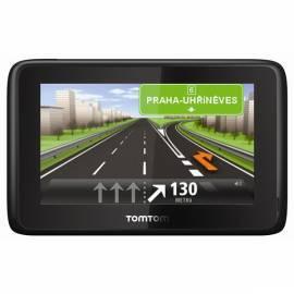Navigationssystem GPS TOMTOM Go 1000 + 2 Jahre Verkehrsmeldungen, Karten, schwarz Gebrauchsanweisung