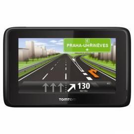 Bedienungshandbuch Navigationssystem GPS TOMTOM Go 1005 Verkehr + 2 Jahre Kartenupdates schwarz