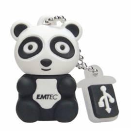 EMTEC USB-flash-Laufwerk M310 schwarz/weiss
