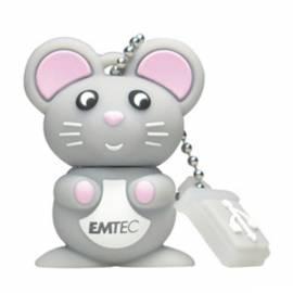 USB-flash-Disk EMTEC M312 grau