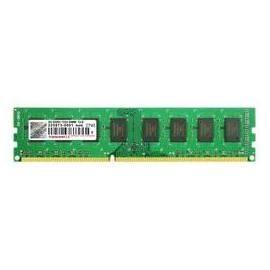 Speichermodul TRANSCEND 1 GB DDR3 - 1333MHz UDIMM JetRam 128Mx8 CL9 (JM1333KLU - 1G) Bedienungsanleitung