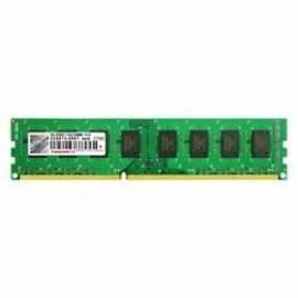 Speichermodul TRANSCEND DDR3 2 GB 1333 MHz Kingston CL9 (JM1333KLN - 2G) - Anleitung