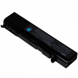 Handbuch für Akku für TOSHIBA-Laptops (Lithium-Ionen, 6., 5 100mAh) (PA3588U-1BRS)
