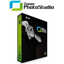 Handbuch für Software ZONER Photo Studio 12 Professional + 8GB FLASH (ZPS12-FLASH-01)