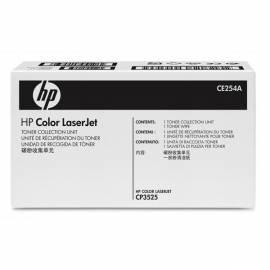 Bedienungshandbuch Toner HP LaserJet CP3525 Toner Collection Unit (CE254A)
