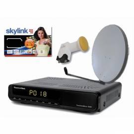 TECHNISAT Technibox SIR Satellite schwarz - Anleitung