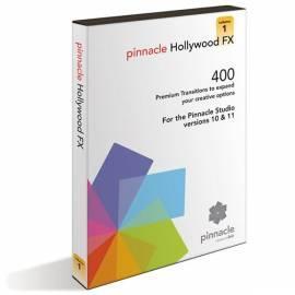 Benutzerhandbuch für Software PINNACLE HFX Vol. 1 pro STUDIO 10/11/12/14 (8202-26253-51)
