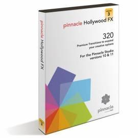 Bedienungsanleitung für Software PINNACLE HFX Vol. 3 pro STUDIO 10/11/12/14 (8202-26253-71)