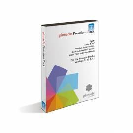 Software PINNACLE STUDIO PREMIUM PACK vol. 1 pro 10/11/12/14 (8202-26254-01) Gebrauchsanweisung