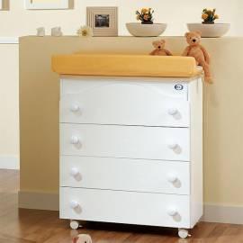 Wickeltisch mit Baby Ciak (P_ciak-PP) Bedienungsanleitung