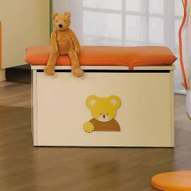 Bedienungsanleitung für Boxen für Spielzeug Coccolino (p_0616250830)