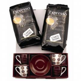Service Manual Kaffee CARTE NOIRE 2 kg + Tassen