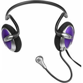 Headset SPEED LINK SL-8748-SBK Picus PC schwarz - Anleitung