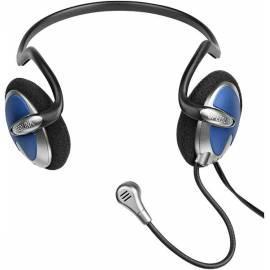 Bedienungsanleitung für Headset SPEED LINK SL-8747-SSV-01 ARES schwarz/silber