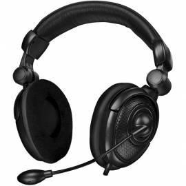 Headset SPEED LINK SL-8795-SBK Medusa NX USB 5.1 (SL-8795-SBK-01) schwarz Gebrauchsanweisung