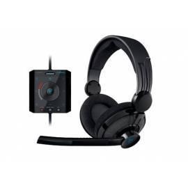 RAZER MEGALODON Headset (RZ04-00250100-R3M1) schwarz - Anleitung