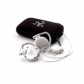 Headset RAZER ProTone m100 (RP04-00020102-R1M1) weiß - Anleitung