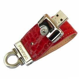 Bedienungsanleitung für USB-flash-Disk PRESTIGIO Leather 8GB USB 2.0 + AVG/1 Jahr rot (PLDF16CRRDA)