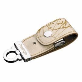 Bedienungshandbuch USB-flash-Disk PRESTIGIO Leather 16GB USB 2.0 + AVG/1 Jahr weiss (PLDF16MPWHT3A)