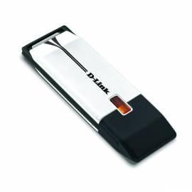 Bedienungsanleitung für Adapter D-Link DWA-160 Wireless N USB Mini