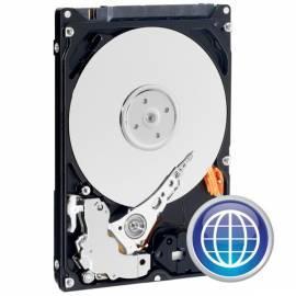 gelehrt-Festplatte WESTERN DIGITAL 2,5'' 160GB WD1600BEVT Scorpio SATA - Anleitung