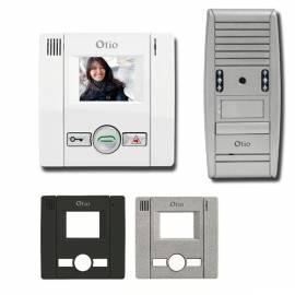 PDF-Handbuch downloadenTür-Bildtelefon MOVETO MPV-500 Silber