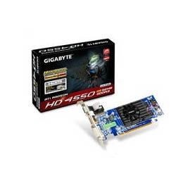 Grafikkarte GIGABYTE Radeon HD4550 512 MB DDR3 (GV-R455HM-512I) Bedienungsanleitung