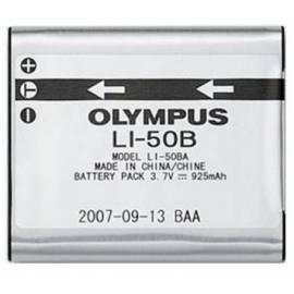 OLYMPUS LI-50 b-Ware mit einem Abschlag (201561213) Bedienungsanleitung