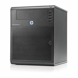 HP Networked attached Storage Microserver (633724-421) schwarz - Anleitung