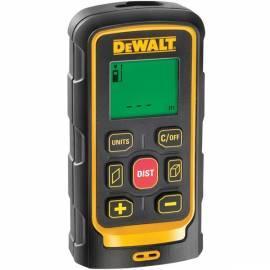 DEWALT DW030P Laser schwarz/gelb - Anleitung