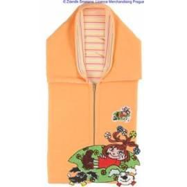 Handbuch für Auto KAARSGAREN fleece Baumwolle mit eine kleine Hexe Orange
