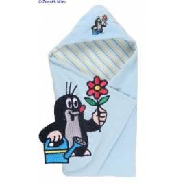KAARSGAREN isolierte Decke mit wenig Blau