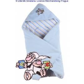 Benutzerhandbuch für Baby wickeln Insulatedand KAARSGAREN und Toto kann blau gehen.