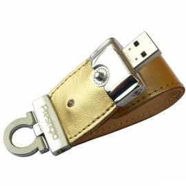 Service Manual USB-flash-Disk PRESTIGIO Leather 16GB USB 2.0 + AVG/1 Jahr Gold (PLDF16PLGDA)