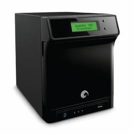 PDF-Handbuch downloadenDie SEAGATE BlackArmor NAS Storage NAS 440 4x1TB, LAN (ST340005SHD10G-RK) schwarz