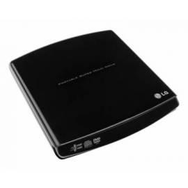 Service Manual CD/DVD-Mechanika LG GP10NB20 in LG DVD-RW 8 X DVD-/ +, 24 X CD?R, extern SLIM schwarz