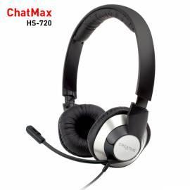 Bedienungshandbuch Headset CREATIVE LABS HS-720 (51EF0410AA002)
