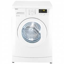 Waschmaschine BEKO WMB 61031 weiß Bedienungsanleitung
