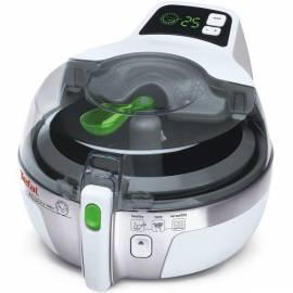 Datasheet TEFAL ActiFry Friteuse AH900037 silber/weiss