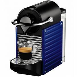 Benutzerhandbuch für Espresso KRUPS Nespresso XN 3009 electric Indigo schwarz Pixie/Modr u00c3 u00a1