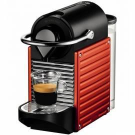 Bedienungsanleitung für Espresso KRUPS Nespresso XN 3006 Pixie electric black/red