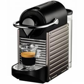 Datasheet Espresso KRUPS Nespresso XN 3005 Pixie electric Titan schwarz/grau